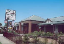 Tanjil Motor Inn - Accommodation Burleigh