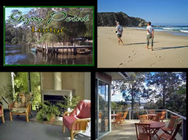 Gipsy Point Lodge - Accommodation Burleigh