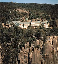 Mount Buffalo Chalet  Cresta Lodge - Accommodation Burleigh