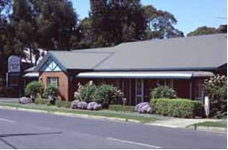 Hepburn Springs Motor Inn - Accommodation Burleigh
