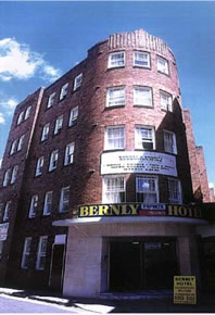 Bernly Private Hotel - Accommodation Burleigh