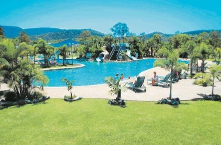 BIG4 Adventure Whitsunday Resort - Accommodation Burleigh