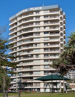 Rainbow Place Holiday Apartments - Accommodation Burleigh