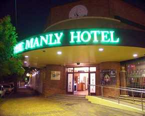 The Manly Hotel - Accommodation Burleigh