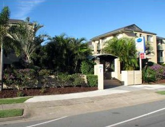 Bila Vista Holiday Apartments - Accommodation Burleigh