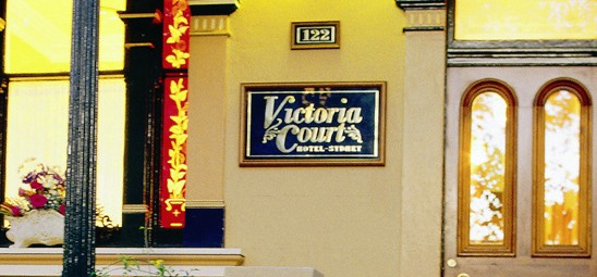 Victoria Court Hotel - Accommodation Burleigh