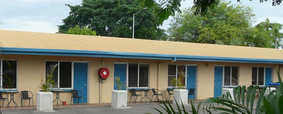 Katherine Hotel Motel - Accommodation Burleigh