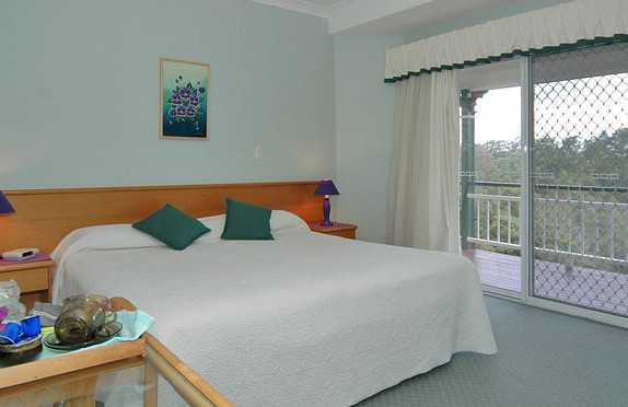 Eumundi Rise Bed And Breakfast - Accommodation Burleigh
