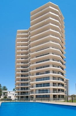 Beachside Tower - Accommodation Burleigh