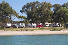 Streaky Bay Foreshore Tourist Park - Accommodation Burleigh