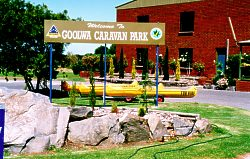 Goolwa Caravan Park - Accommodation Burleigh