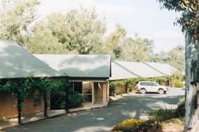 Burra Motor Inn - Accommodation Burleigh