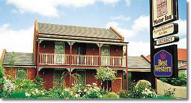 VICTORIANA MOTOR INN - Accommodation Burleigh