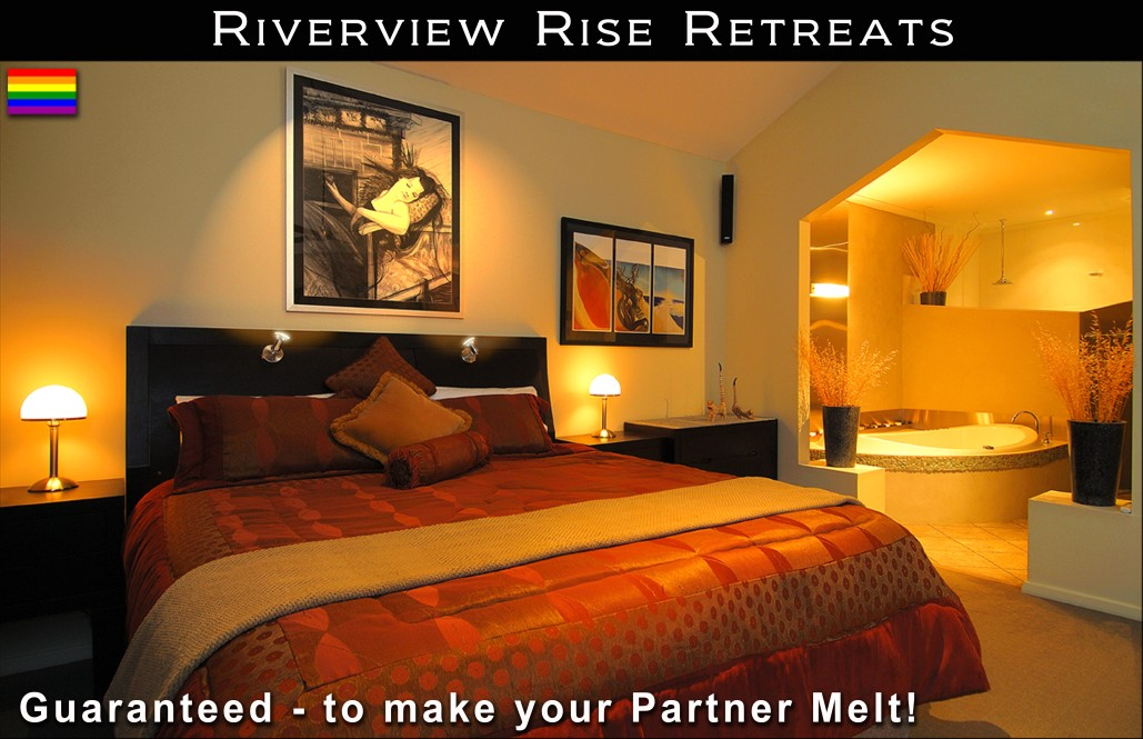 Riverview Rise Retreats - Accommodation Burleigh