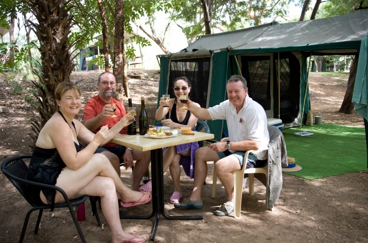 Adels Grove Camping Park - Accommodation Burleigh