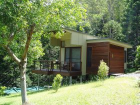 Montville Ocean View Cottages - Accommodation Burleigh