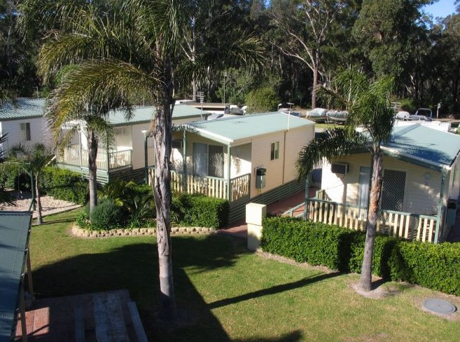Jervis Bay Caravan Park - Accommodation Burleigh