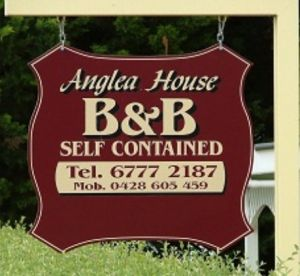 Anglea House Bed and Breakfast - Accommodation Burleigh