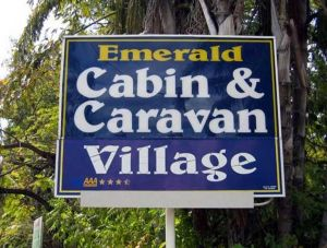 Emerald Cabin and Caravan Village - Accommodation Burleigh