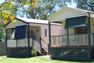 Dalby Tourist Park - Accommodation Burleigh