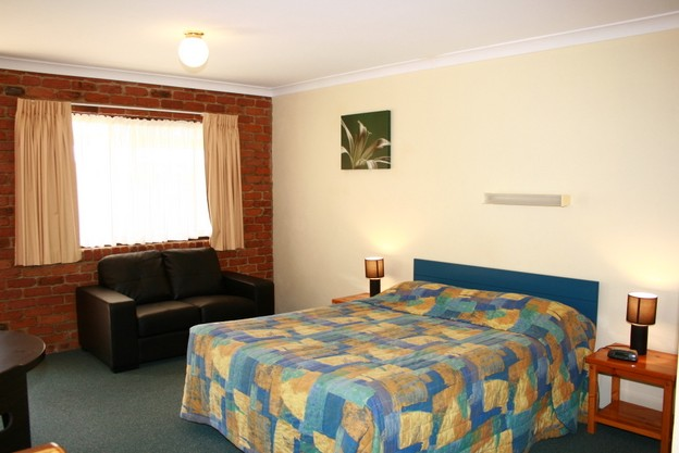 Wondai Colonial Motel and Restaurant - Accommodation Burleigh