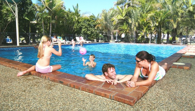Gold Coast Tourist Parks Kirra Beach - Accommodation Burleigh