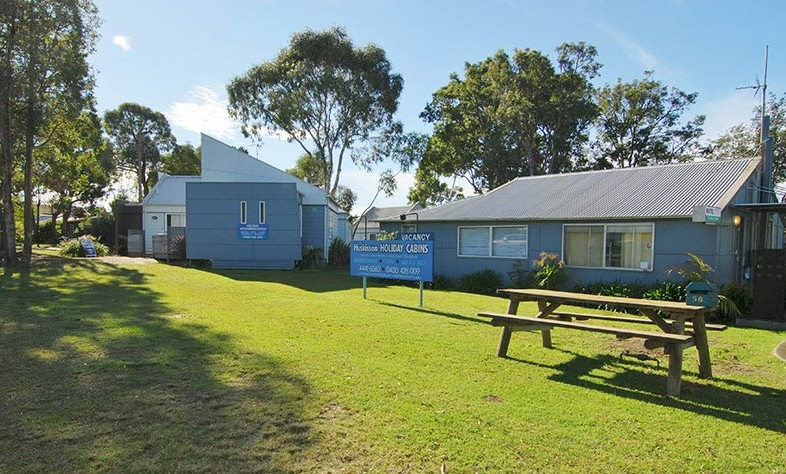 Huskisson Holiday Cabins - Accommodation Burleigh