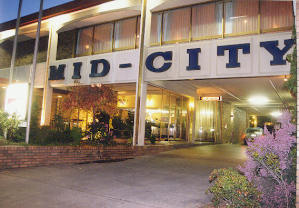Ballarat Mid City Motor Inn - Accommodation Burleigh