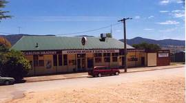 CORRYONG HOTEL/MOTEL - Accommodation Burleigh
