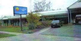 Comfort Inn Parkview - Accommodation Burleigh