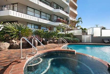 Bougainvillea Apartments - Accommodation Burleigh