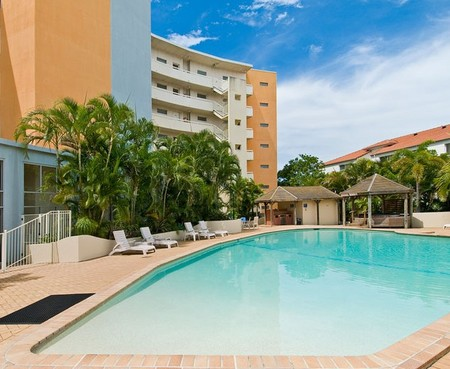 Rays Resort Apartments - Accommodation Burleigh