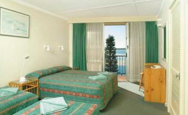 Mid Pacific Motel - Accommodation Burleigh