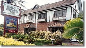 Shakespeare International Motel - Accommodation Burleigh