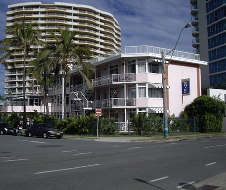 Coolangatta Ocean View Motel - Accommodation Burleigh