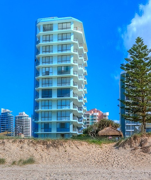 Hibiscus on the Beach - Accommodation Burleigh