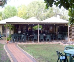 Douglas Daly Tourist Park - Accommodation Burleigh