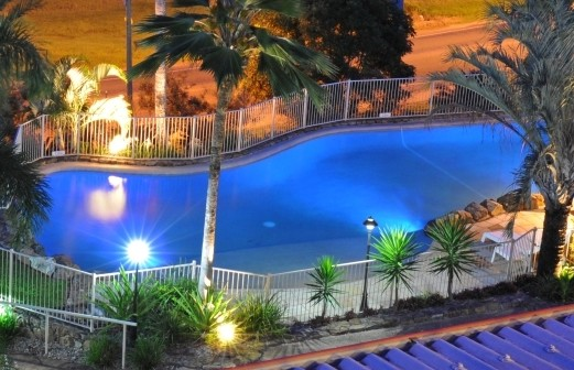 Boathaven Spa Resort - Accommodation Burleigh