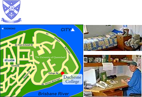 Duchesne College - Accommodation Burleigh