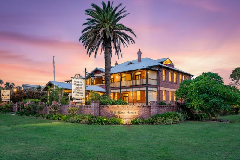 Ballina Manor Boutique Hotel  - Accommodation Burleigh