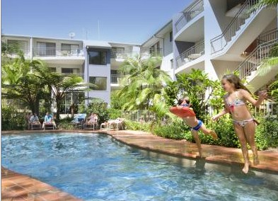 Flynns Beach Resort - Accommodation Burleigh