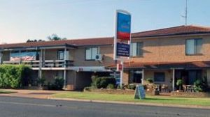 Outback Motor Inn Nyngan - Accommodation Burleigh