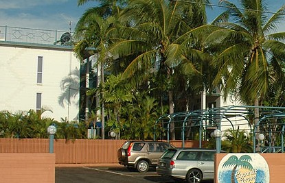 Coconut Grove Holiday Apartments - Accommodation Burleigh