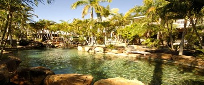 Colonial Palms Hotel Best Western - Accommodation Burleigh