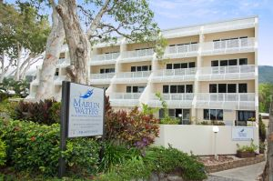 Marlin Waters Beachfront Apartments - Accommodation Burleigh