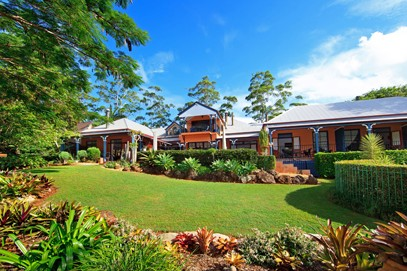 Montville Provencal Boutique Hotel - Accommodation Burleigh