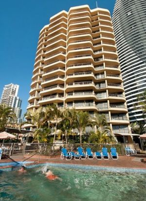 Voyager Resort - Accommodation Burleigh