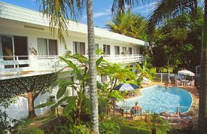 Silvester Palms Holiday Apartments - Accommodation Burleigh