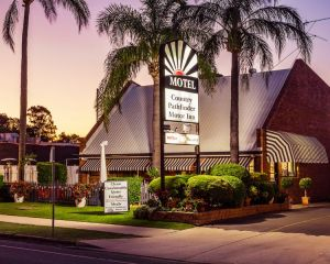 Country Pathfinder Motor Inn - Accommodation Burleigh