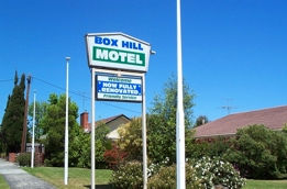 Box Hill Motel - Accommodation Burleigh